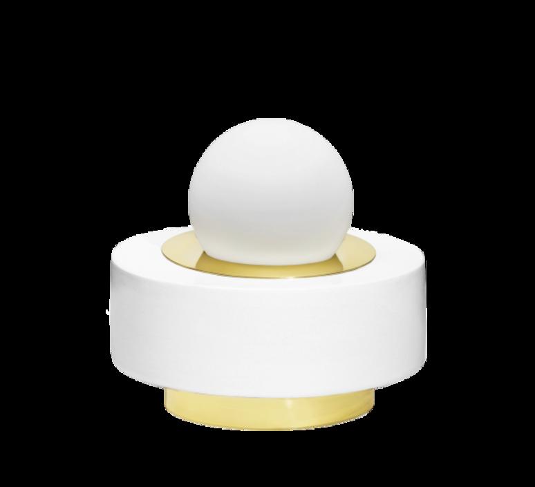1 02 sophie gelinet et cedric gepner lampe a poser table lamp  haos 1 02 blanc  design signed 41595 product
