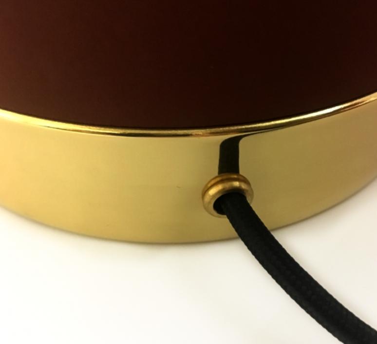 1 02 sophie gelinet et cedric gepner lampe a poser table lamp  haos 1 02 brique  design signed 41591 product