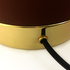 1 02 sophie gelinet et cedric gepner lampe a poser table lamp  haos 1 02 brique  design signed 41591 thumb