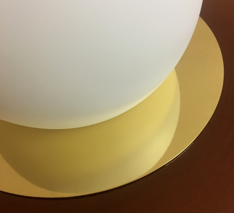 1 02 sophie gelinet et cedric gepner lampe a poser table lamp  haos 1 02 brique  design signed 41592 product