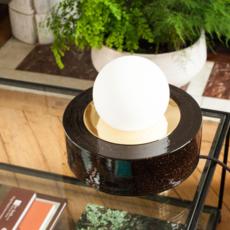 1 02 sophie gelinet et cedric gepner lampe a poser table lamp  haos 1 02 noir  design signed 41600 thumb