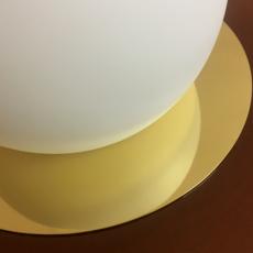 1 03 sophie gelinet et cedric gepner lampe a poser table lamp  haos 1 03 cognac  design signed 41634 thumb