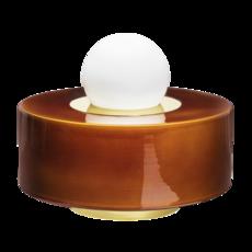 1 03 sophie gelinet et cedric gepner lampe a poser table lamp  haos 1 03 cognac  design signed 41635 thumb