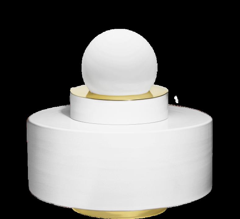 1 04 sophie gelinet et cedric gepner lampe a poser table lamp  haos 1 04 blanc  design signed 41663 product