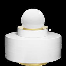 1 04 sophie gelinet et cedric gepner lampe a poser table lamp  haos 1 04 blanc  design signed 41663 thumb