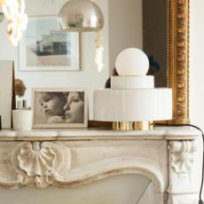 1 04 sophie gelinet et cedric gepner lampe a poser table lamp  haos 1 04 blanc  design signed 41664 thumb
