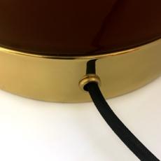 1 04 sophie gelinet et cedric gepner lampe a poser table lamp  haos 1 04 cognac  design signed 41669 thumb