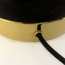 1 04 sophie gelinet et cedric gepner lampe a poser table lamp  haos 1 04 noir  design signed 41659 thumb