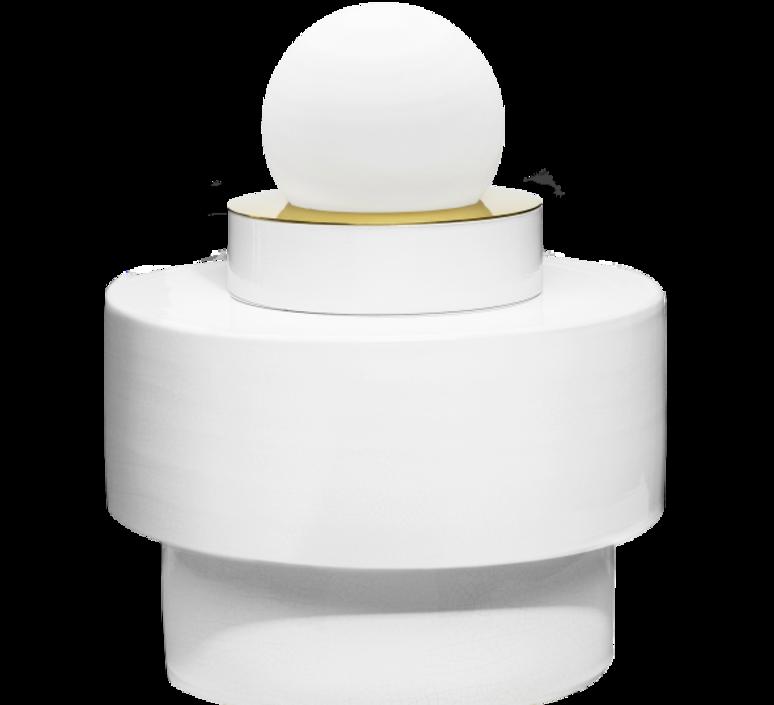 1 05 sophie gelinet et cedric gepner lampe a poser table lamp  haos 1 05 blanc  design signed 41717 product