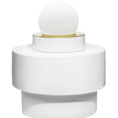 1 05 sophie gelinet et cedric gepner lampe a poser table lamp  haos 1 05 blanc  design signed 41717 thumb
