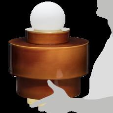 1 05 sophie gelinet et cedric gepner lampe a poser table lamp  haos 1 05 cognac  design signed 41713 thumb