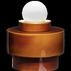 1 05 sophie gelinet et cedric gepner lampe a poser table lamp  haos 1 05 cognac  design signed 41714 thumb