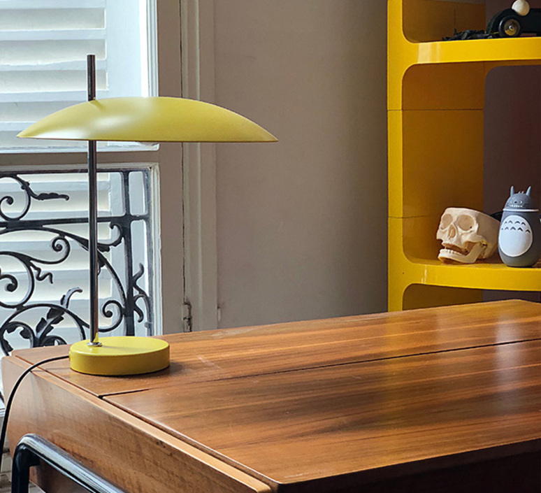 1013 tige chrome pierre disderot lampe a poser table lamp  disderot 1013 ch j  design signed nedgis 82816 product