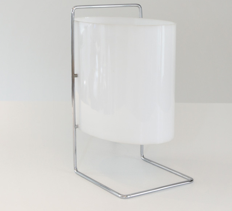 1021 chrome roger fatus lampe a poser table lamp  disderot 1021 ch  design signed nedgis 82982 product