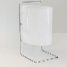 1021 chrome roger fatus lampe a poser table lamp  disderot 1021 ch  design signed nedgis 82982 thumb
