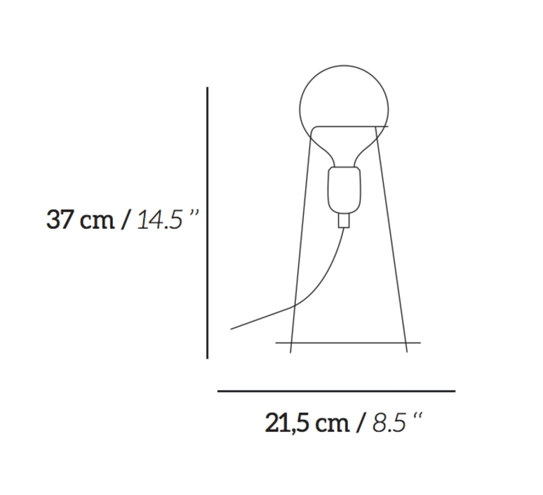 Agraffe giulia agnoletto eno studio ga01sa001080 luminaire lighting design signed 26886 product