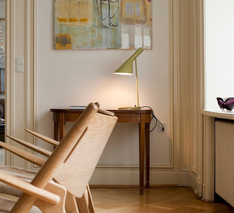Aj arne jacobsen lampe a poser table lamp  louis poulsen 5744165633  design signed 48919 product