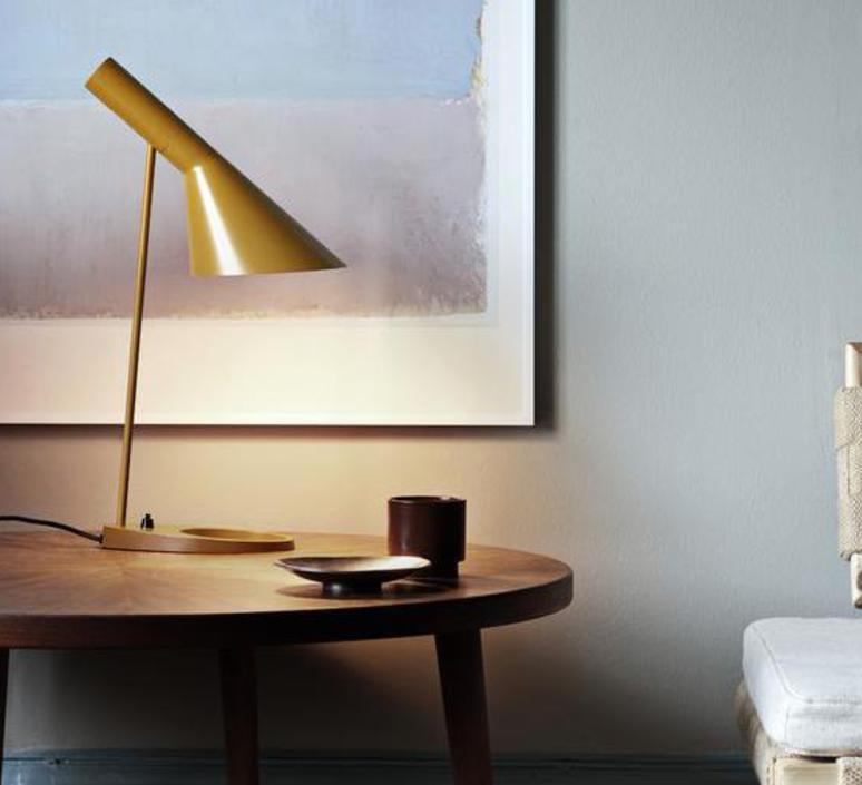 Aj arne jacobsen lampe a poser table lamp  louis poulsen 5744165633  design signed 82033 product