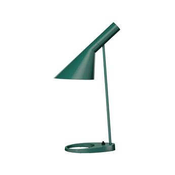 Lampe a poser aj vert l21 5cm h56cm louis poulsen normal
