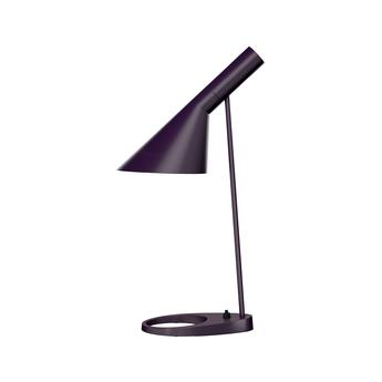 Lampe a poser aj violet l21 5cm h56cm louis poulsen normal