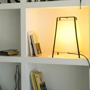 Lampe a poser akane beige h59cm faro normal