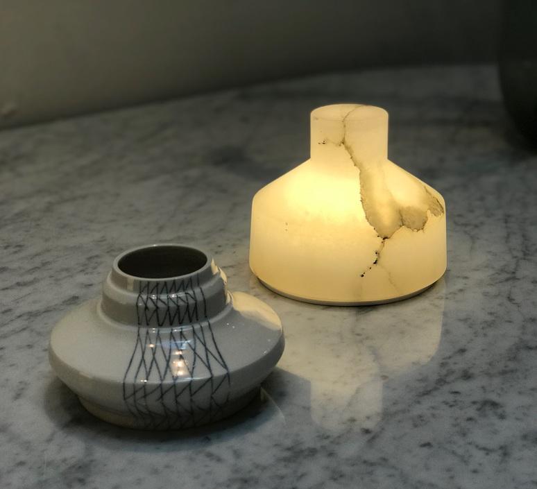 Alabast jordi veciana lampe a poser table lamp  carpyen 5121220  design signed nedgis 74889 product