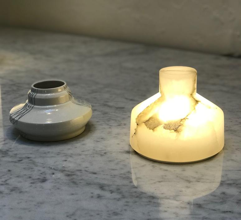 Alabast jordi veciana lampe a poser table lamp  carpyen 5121220  design signed nedgis 74890 product