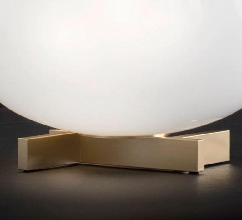 Alba 265 mariana pellegrino lampe a poser table lamp  oluce alba265  design signed 40531 product