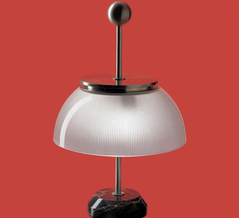 Alfa sergio mazza lampe a poser table lamp  artemide 0026010a  design signed nedgis 75535 product