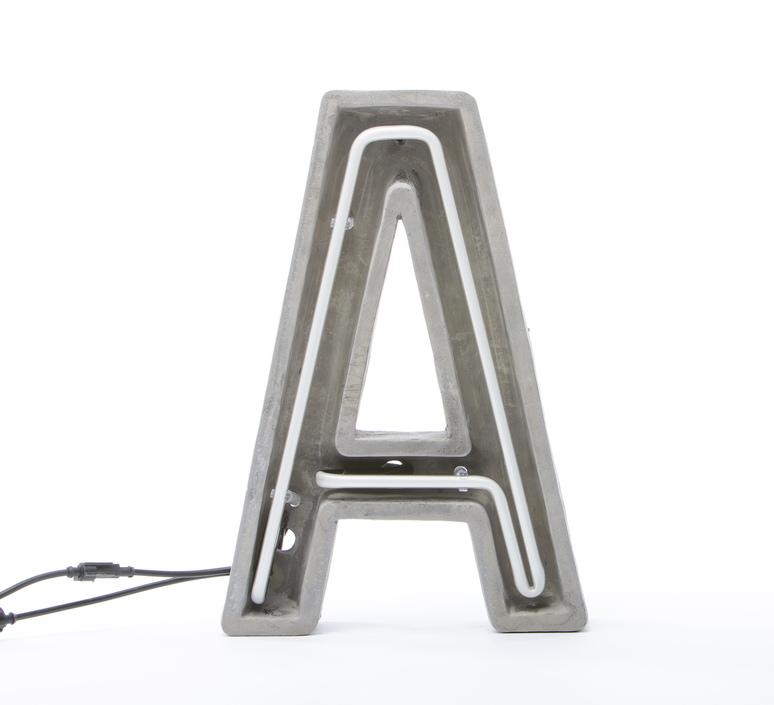 Alphacrete a bbmds lampe a poser table lamp  seletti 01415 a  design signed 40620 product