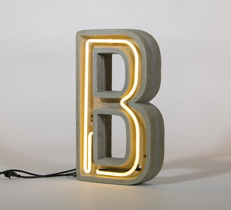 Alphacrete b bbmds lampe a poser table lamp  seletti 01415 b  design signed 40622 product