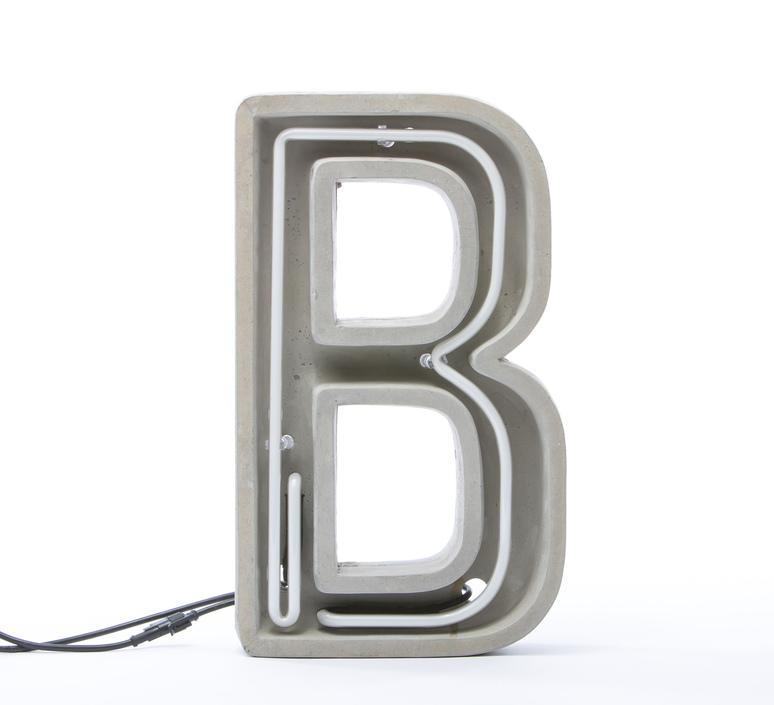 Alphacrete b bbmds lampe a poser table lamp  seletti 01415 b  design signed 40623 product