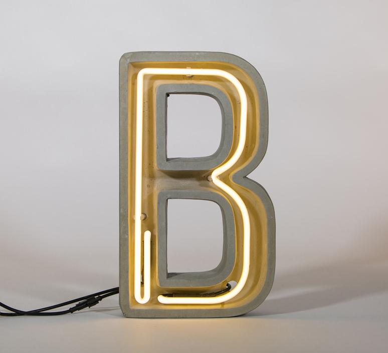 Alphacrete b bbmds lampe a poser table lamp  seletti 01415 b  design signed 40624 product