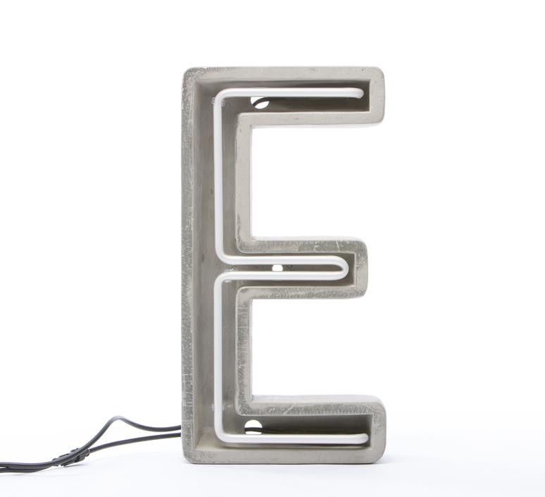 Alphacrete e bbmds lampe a poser table lamp  seletti 01415 e  design signed 40629 product