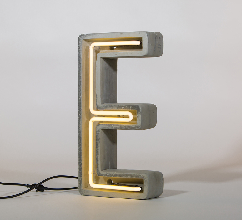 Alphacrete e bbmds lampe a poser table lamp  seletti 01415 e  design signed 40631 product