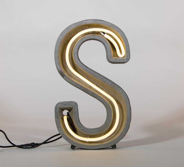 Alphacrete s bbmds lampe a poser table lamp  seletti 01415 s  design signed 40670 product