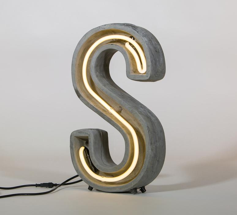 Alphacrete s bbmds lampe a poser table lamp  seletti 01415 s  design signed 40671 product