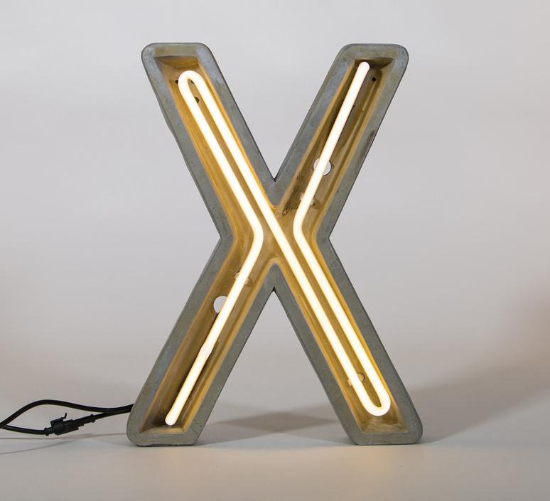 Alphacrete x bbmds lampe a poser table lamp  seletti 01415 x  design signed 40682 product