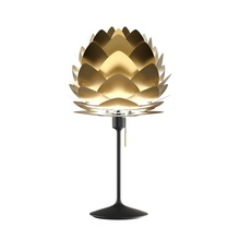 Aluvia brushed brass mini umage design studio lampe a poser table lamp  vita copenhagen 2122 4046  design signed nedgis 65644 thumb