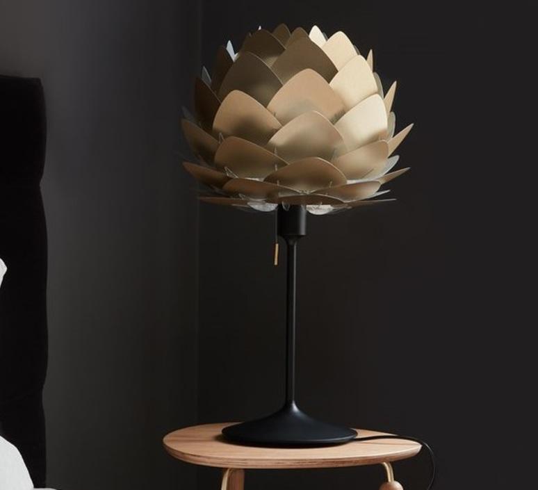 Aluvia brushed brass mini umage design studio lampe a poser table lamp  vita copenhagen 2122 4046  design signed nedgis 65645 product