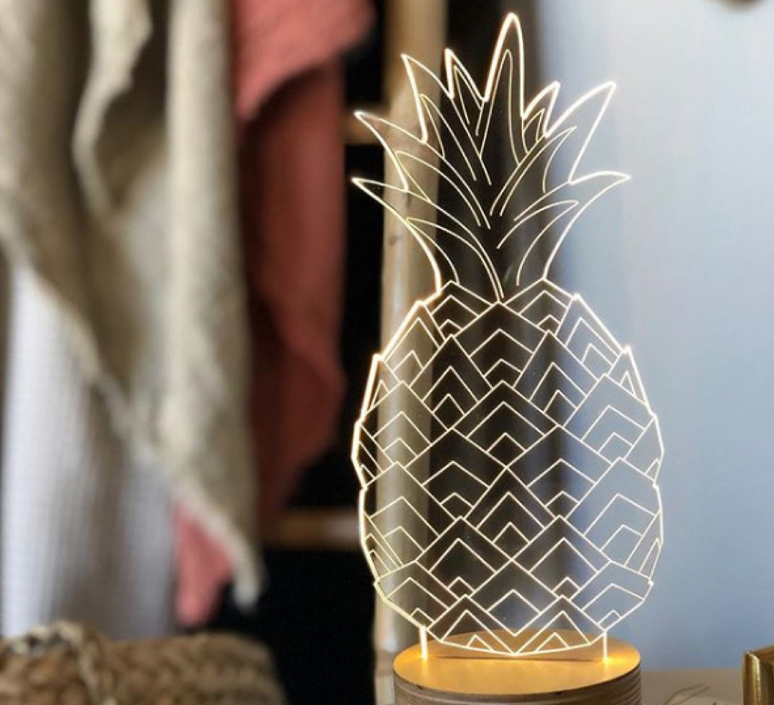 Ananas  lampe a poser table lamp  studio cheha 1640 a  design signed nedgis 75245 product