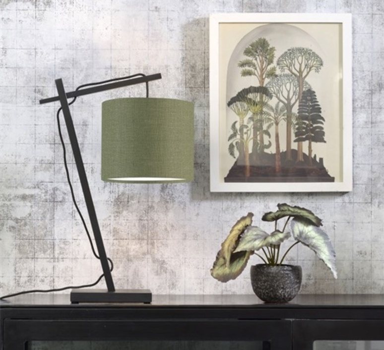 Andes good mojo studio lampe a poser table lamp  it s about romi andes t b 1815 gf  design signed nedgis 112157 product