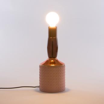 Lampe a poser anna rose o16cm h39 5cm seletti normal
