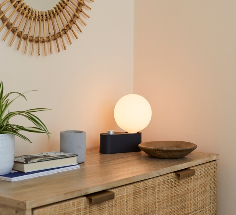 Applique murale alumina  lampe a poser table lamp  tala alm sphr iv chr tbl 01 eu  design signed nedgis 116626 product