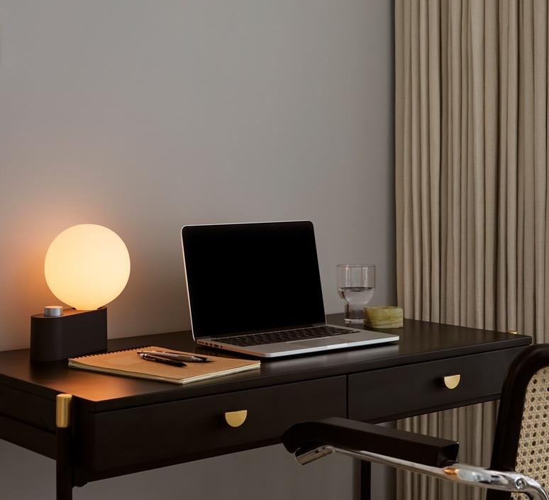 Applique murale alumina  lampe a poser table lamp  tala alm sphr iv chr tbl 01 eu  design signed nedgis 116627 product