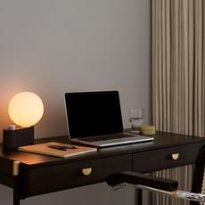 Applique murale alumina  lampe a poser table lamp  tala alm sphr iv chr tbl 01 eu  design signed nedgis 116627 thumb