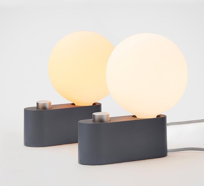 Applique murale alumina  lampe a poser table lamp  tala alm sphr iv chr tbl 01 eu  design signed nedgis 116633 product