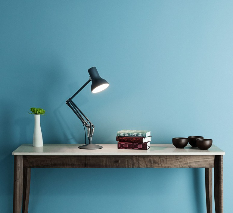 Type 75 mini sir kenneth grange  applique murale wall light  anglepoise 31344  design signed 56969 product