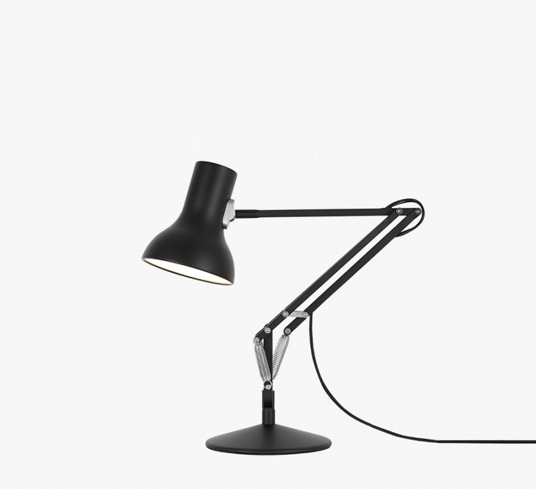 Type 75 mini sir kenneth grange  applique murale wall light  anglepoise 31344  design signed 56971 product