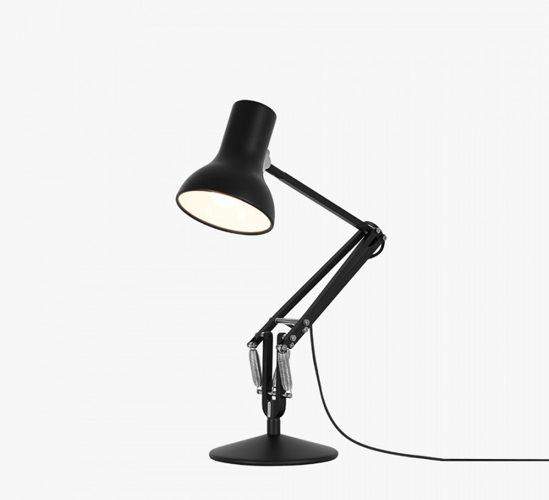 Type 75 mini sir kenneth grange  applique murale wall light  anglepoise 31344  design signed 56972 product